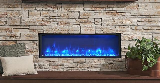 Inbuilt Electric Fireplace