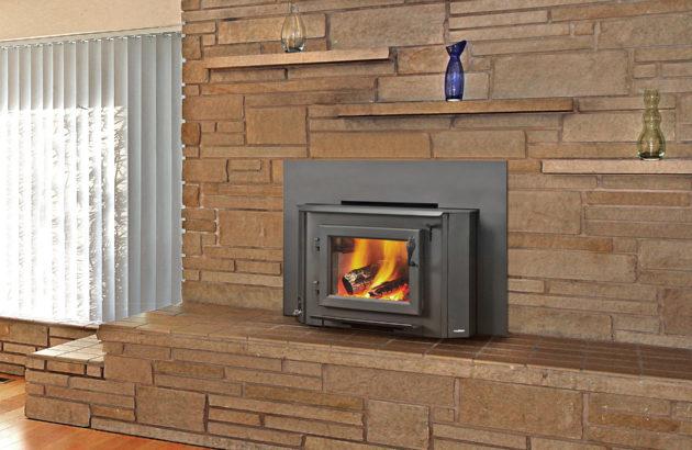 Heatlator Wood Burning Insert