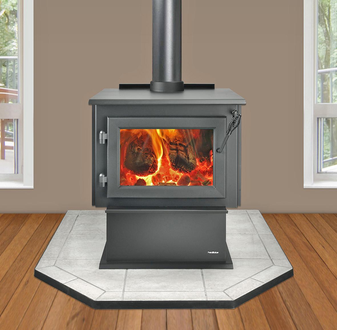Heatilator Wood Burning Stove Jetmaster Heat Amp Glo