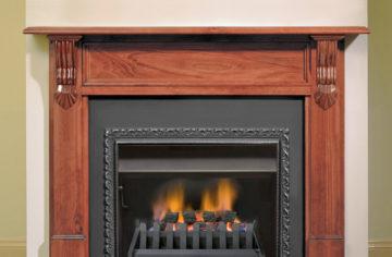 Universal Fireplace Insert