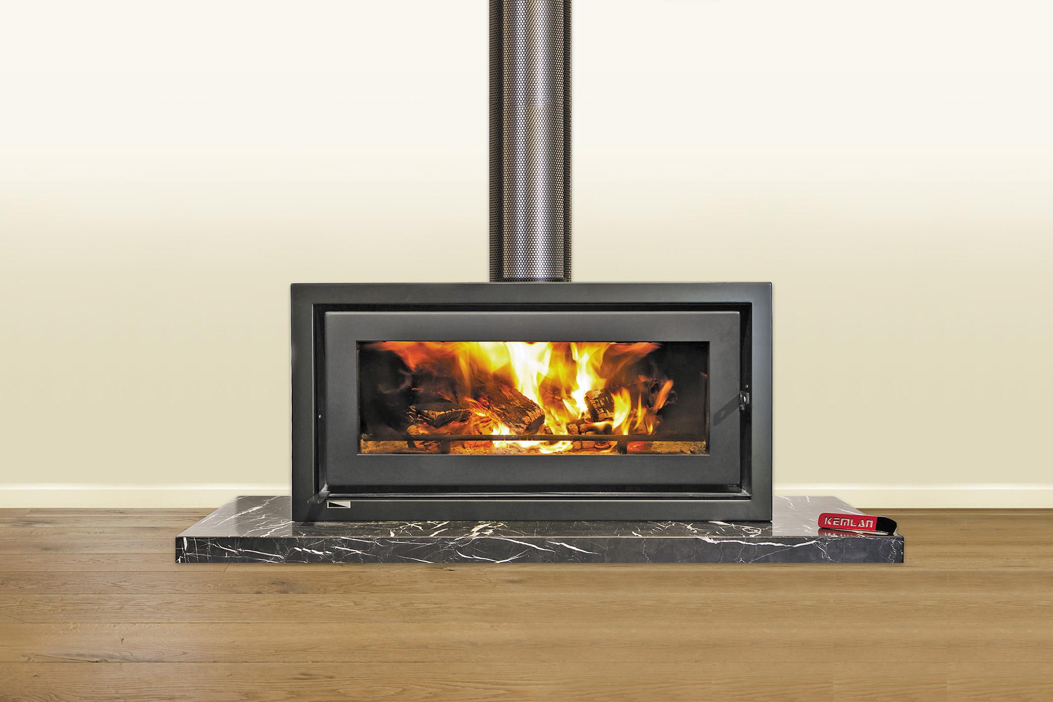 Kemlan C900 Fireplace Insert Gas