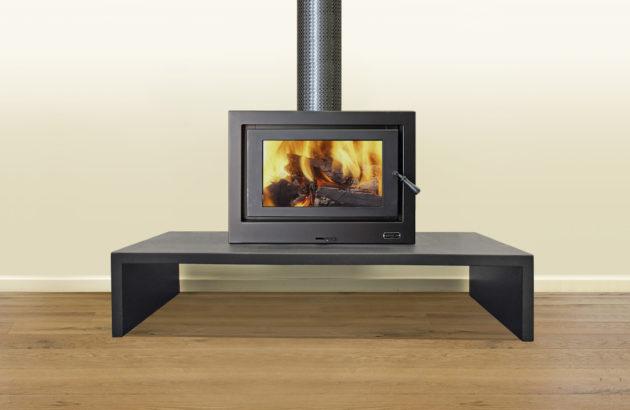 Kemlan Cube Fireplace