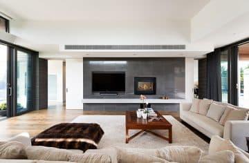 ST-HVBI In a living room