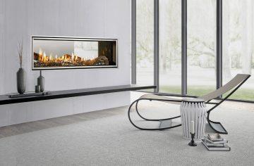 Landscape Mezzo Fireplace