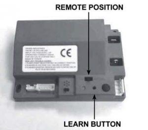 remote position