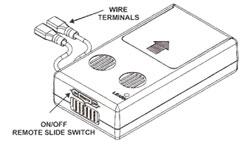on off switch diagram