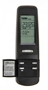 Smart battery remote