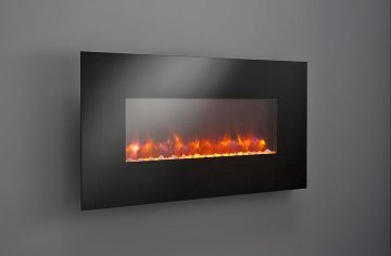 GE Linear Electric Fire
